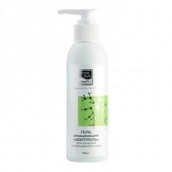 """Очищающий гель для жирной кожи и смешанной кожи """"Контроль"""" Beauty Style (150 мл )"""